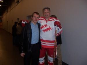 интервью с Александром Якушевым