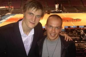 интервью с Андреем Кириленко